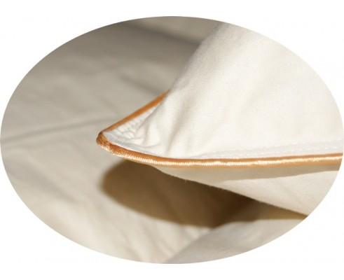 Poduszka (40x40) PUCH GĘSI exclusive wsad 0,25 kg